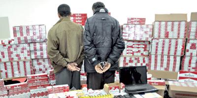 Plus de 14% des cigarettes consommées au Maroc proviennent de la contrebande !
