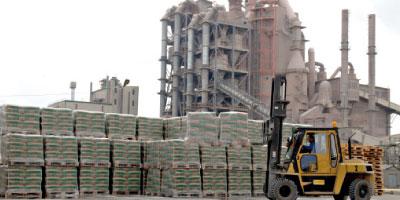 Ciment : la surcapacité de production dépasse les 6 millions de tonnes par an