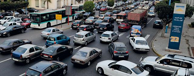 Circulation à Casablanca : ce qui va changer en 2014