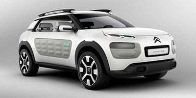 La car Cactus de Citroën inaugure la gamme des voitures moins chères de la marque