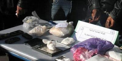 Casablanca : Saisie de plus de 3.2 Kg de cocaïne à l'aéroport Mohammed V