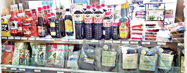 Cuisines du monde : le commerce alimentaire s'ouvre aux produits étrangers