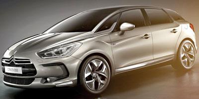 Après la DS3 et la DS4, Citroën lance sa DS5