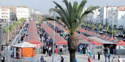 Casablanca : le concept des marchés de proximité va-t-il réussir ?