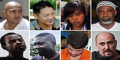 Indonésie: sept étrangers exécutés, le sort du Français incertain