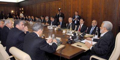 Le Conseil de gouvernement adopte des propositions relatives à des nominations à de hautes fonctions
