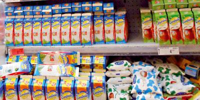 La consommation de lait toujours faible, 55 litres par an et par habitant