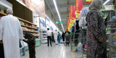 Maroc : La consommation des ménages est en berne
