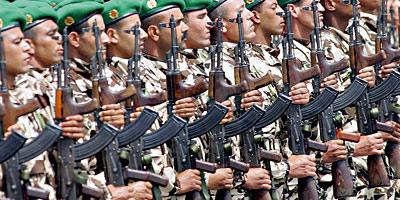 Le contingent marocain rejoint Bangui