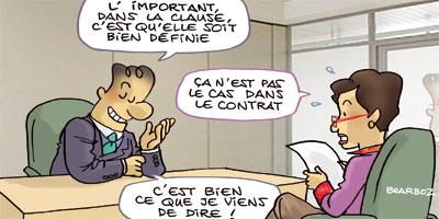 Contrat De Travail Au Maroc Attention Aux Clauses Particulieres
