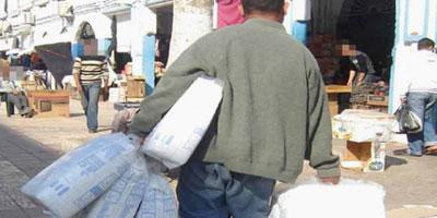 Saisie de marchandises de contrebande d'une valeur de 1,12 MDH à Akrach
