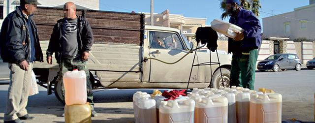La contrebande de carburant perd du terrain  dans l'Oriental