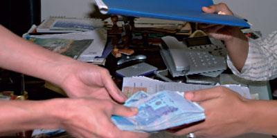 Corruption : pas de témoignages anonymes