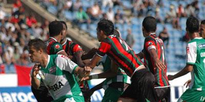 La Finale de la Coupe du Trône RAJA – FAR se jouera au complexe Moulay Abdellah à Rabat