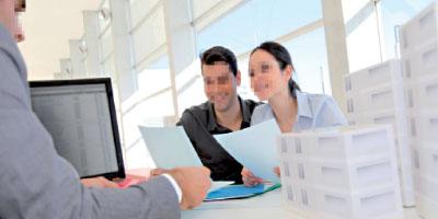 Crédit immobilier : les prêts aux acquéreurs bien orientés