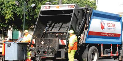 Six entreprises en lice pour la gestion déléguée des déchets ménagers de Rabat