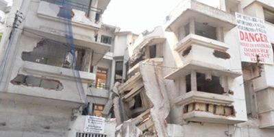 Les autorisations de démolir délivrées avec parcimonie