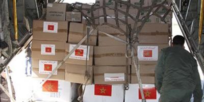 Ebola: Don royal de 15 tonnes de médicaments pour la Guinée Conakry
