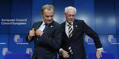 Conseil européen: le président un Polonais, la numéro 2 une Italienne