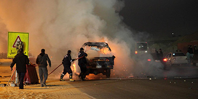 Drame en Egypte : le bilan des heurts entre police et supporters revu à la baisse