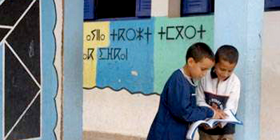4 000 écoles où on enseigne en amazigh, 14 000 enseignants formés