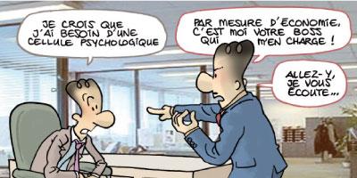 L'écoute psychologique fait une incursion dans l'entreprise marocaine