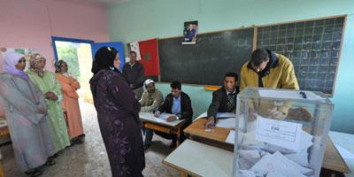 Elections : les régions d'abord