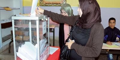 910 000 demandes d'inscription sur les listes électorales, dont 254 000 reçues par Internet