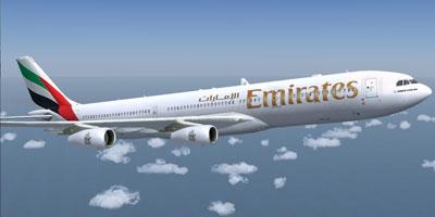 Un deuxième vol quotidien direct Casablanca-Dubaï pour «Emirates»