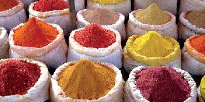 Les importateurs d'épices réclament leur contrat programme