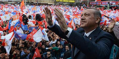 Erdogan remporte l'élection présidentielle en Turquie, dès le premier tour