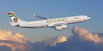 Etihad Airways : des tarifs promotionnels sur plusieurs destinations