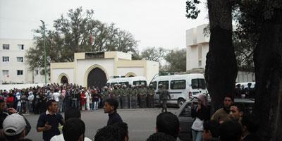 Les autorités peuvent désormais accéder aux universités en cas de menace à la sécurité
