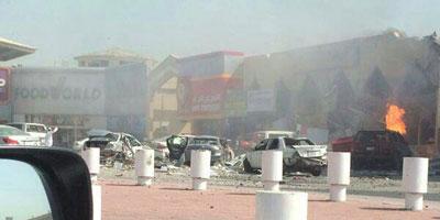 Qatar : 9 morts dans une explosion à Doha