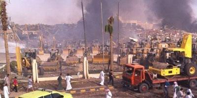Arabie saoudite : 14 morts et 60 blessés dans l'explosion d'un camion-citerne à Ryad