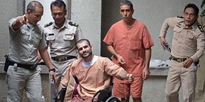 Explosions de Bangkok: prison à vie et 15 ans de détention pour deux Iraniens