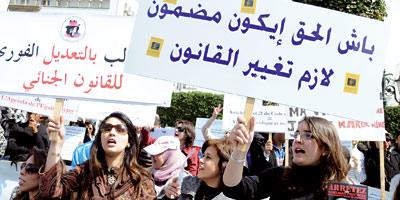 Les trois chantiers qui préoccupent le mouvement féministe