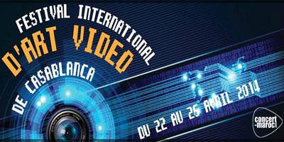 Ouverture du 20ème Festival international d'art vidéo de Casablanca