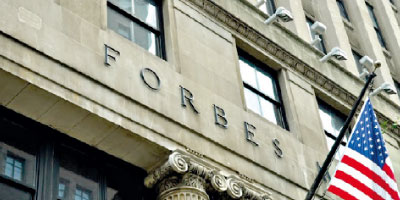 «Forbes» note le Maroc