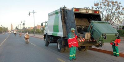 Marrakech : au moins 6 sociétés en lice pour  la gestion des déchets