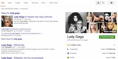 Google lance Listen Now pour acheter de la musique en ligne