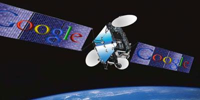 180 satellites Google pour connecter la terre !
