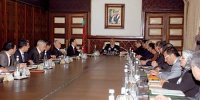 Le Conseil de gouvernement au Maroc adopte des propositions de nomination à de hautes fonctions