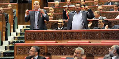 Crise ouverte entre le gouvernement et les parlementaires
