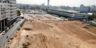 La construction du grand théà¢tre de Casablanca  va enfin commencer