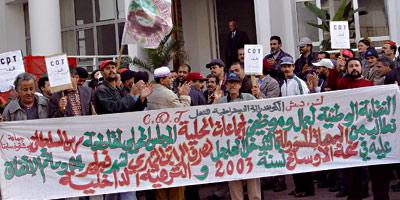 Les grèves reprennent dans les communes