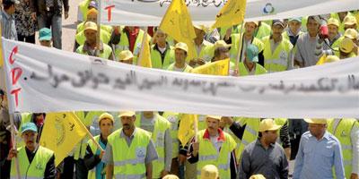 Grève des communes : l'Intérieur coupe dans les salaires