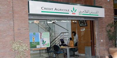 Hausse de 8% du produit net bancaire du groupe Crédit Agricole du Maroc au premier semestre 2015