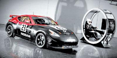 La GT Academy de Nissan lance ses courses de qualification au Maroc