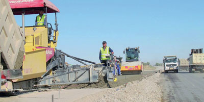 Guelmim : Le réseau routier se renforce